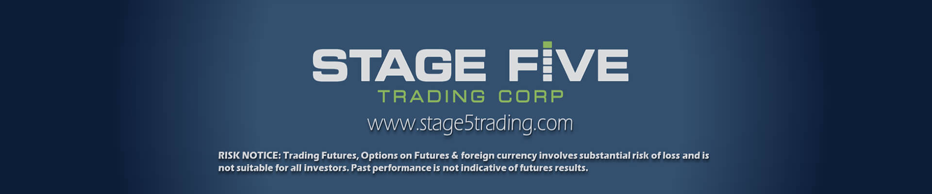 Futures broker stage5trading