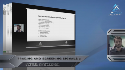 Trading and screening signals 2