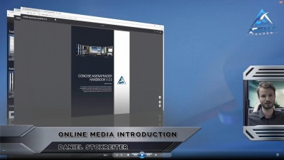 Online media introduction