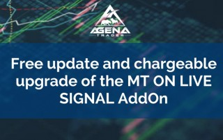 Free update and chargeable upgrade of the MT ON LIVE SIGNAL AddOn