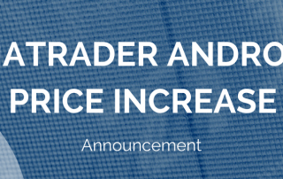 AgenaTrader Andromeda Price Increase