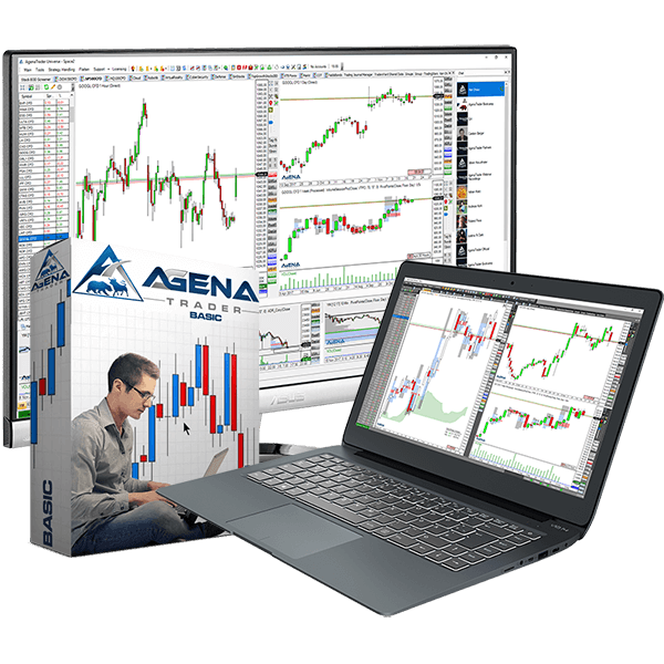 Trading Software AgenaTrader Basic